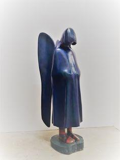 @SHE Art Gallery, Nuenen/Eindhoven,NL Hans de Kunder - Hooded Angel with Striped socks