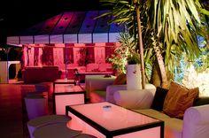 Gorgeous open air Ibiza lounge bar & restaurant KM5 throws a mega opening bash this Friday April 26, 2013!