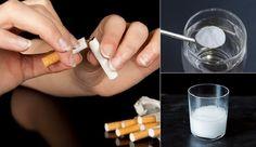 Pesquisador ensina como parar de fumar em apenas 2 semanas usando bicarbonato de sódio | Cura pela Natureza