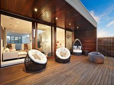 Modern Family Home in Australia Displaying Cutting Edge Design and Subtle Luxury