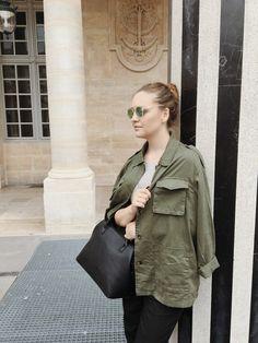 Elisa van der Felden   #Paris #look #style #autumn #fall #outfit #fashion