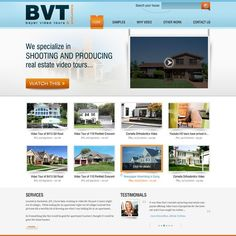 New Website Design For Bayer Video Tours