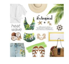 """How to Dress for a Heat Wave"" by sissas ❤ liked on Polyvore featuring Michael Kors, Patricia Nash, WithChic, Gucci, Billabong and heatwave"