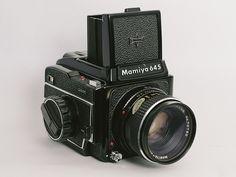 Mamiya 645 + Sekor C 80mm f/2.8