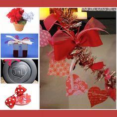 Bowdabra Feature Friday Week 1- Valentine crafts