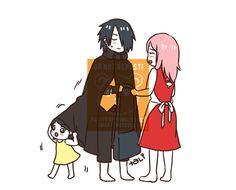 Kakashi, Naruto And Hinata, Naruto Cute, Naruto Funny, Naruto Shippuden Anime, Sasuke Uchiha Sakura Haruno, Sakura And Sasuke, Naruto Gif, Naruto Comic