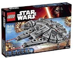 NEW Lego Star Wars Millennium Falcon TM 75105 Figure Toys Hobbies Japan PSL 34