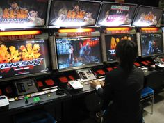 Tekken 6 Update Coming to Japanese Arcades   Game Life   Wired.com