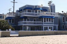 This is from Beverly Hills, 90210 and it is located in Manhattan Beach
