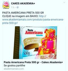 PASTA AMERICANA PRETA 500 GR CLIQUE na imagem em BAIXO: http://www.akademiamais.com/produto/pasta-americana-preta-500-gr/
