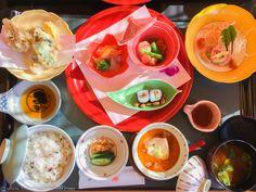 Kaiseki lunch in Kisoji. Detailed review on www.travelwithnan... | #Travel #Tokyo #Japan #JapaneseFood #Restaurants