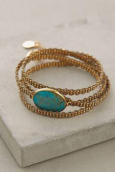 Geminiano Wrap Bracelet