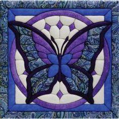 Fat Quarters Butterfly