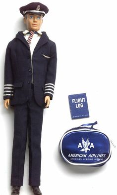 American Airlines Captain #0779