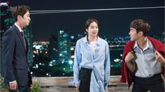 (Revolutionary Love) Releases Stills Of Choi Si-won, Kang So-ra, And Gong Myung' s Hilarious First Encounter Gong Myung, First Encounter, Revolutionaries, Kdrama, Hilarious, Love, Amor, El Amor, Entertaining