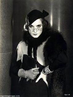 1930's Lili Damita