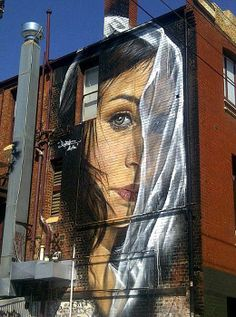 Beyond Banksy Project / Adnate -Melbourne, Australia