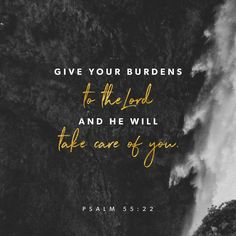 Read the Bible. A free Bible on your phone, tablet, and computer. Bible Verses Quotes, Bible Scriptures, Faith Quotes, Faith Bible, Youth Verses, Gospel Bible, Cast Your Burdens, Psalm 55 22, Cast Your Cares