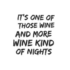 You know the feeling.  #winespo