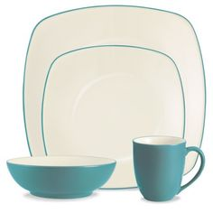 4-Piece Square Place Setting