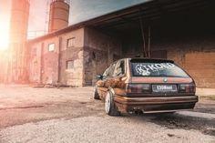 BMW E30 wheel