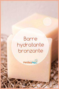 barre hydratante bronzante anti uv