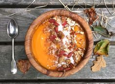 Pumpkin spice ontbijt - Amber Albarda