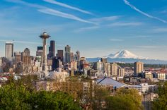 The 10 Most Walkable U.S. Cities - Seattle, WA