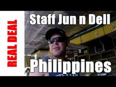 Talking With The Staff Jun n Dell Philippines  #philippines #realdeal