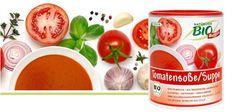 Burgl's BIO Tomatensoße & Suppe Vegetables, Food, Products, Food And Drinks, Essen, Vegetable Recipes, Meals, Yemek, Veggies