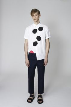 Marni Mens Spring Summer 2014 Collection