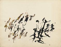 michaux, henri sans titre | abstract | sotheby's pf1650lot8t8y9en