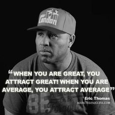 22 Eric Thomas Picture Quotes To Keep Your Motivation At It's Peak | Addicted 2 Success