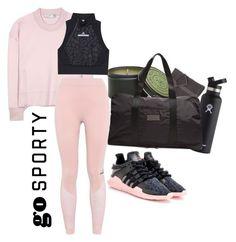 """Go Sporty"" by yvethdominguez on Polyvore featuring moda, adidas Originals, Hydro Flask, Nordstrom, Archipelago Botanicals y adidas"