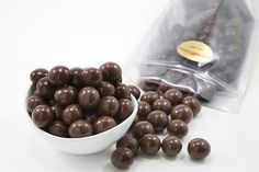 Milk Chocolate Covered Macadamias
