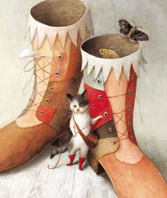 Ayano Imai  Gorgeous rendering and detail. The cat is very endearing. Wow!