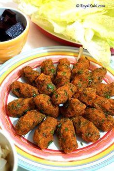 Complete recipe for Kıvamında Lentil Meatballs - Meat Appetizers Turkish Recipes, Ethnic Recipes, Lentil Meatballs, Meat Appetizers, Cooking Recipes, Healthy Recipes, Healthy Snacks, Complete Recipe, Meatball Recipes