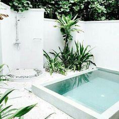 Small backyard pool yes!