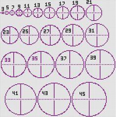 Minecraft circles
