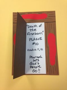 Death of the Firstborn - Plague #10. Pharaoh finally understands that the LORD God is in control...and He still is!