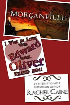 Rachel Caine/ Morganville Vampire Oliver Morganville Vampires, Books To Read, My Books, Book Series, Fangirl, My Love, Life, My Boo, Fan Girl