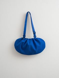 Vegan Suede #Bag #Purse #BlueBag Faux Suede Bag Cross Body Bag by Marewo