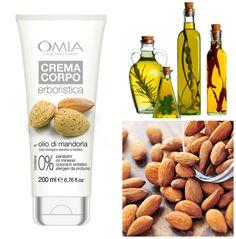 Balsam do ciała z olejem migdałowym firmy OMIA  http://beeeco.pl/pl/p/OMIA-Balsam-do-ciala-z-olejkiem-Migdalowym-200-ml-/287