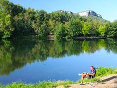 Camping la Roubine, Vallon Pont d'Arc