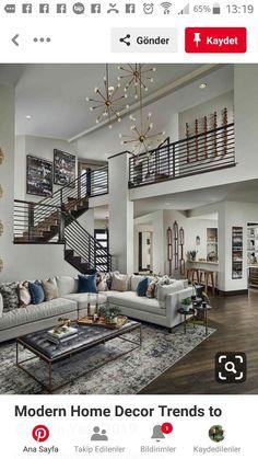 Minimalist Room Design, Minimalist Home Interior, Home Decor Hooks, Tree House Decor, Elegant Living Room, Building A New Home, Best Interior Design, New Homes, Beautiful