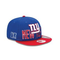 New York #Giants 2013 New Era® 9FIFTY® Draft Hat. Click to order! - $29.99