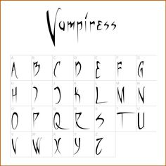 Horror Fonts | horror movie font | Font It! | Pinterest | Fonts ...