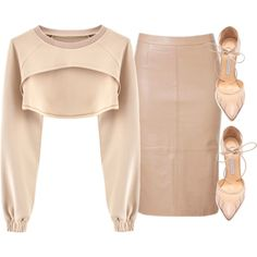 Untitled #2008 by xirix on Polyvore featuring Bionda Castana and VFiles