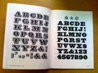 Public domain type compiled by the legendary Rob Roy Kelly. Photo: John Baichtal