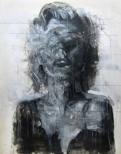 "Saatchi Art Artist Kim Byungkwan; Painting, ""X-report_oldstar#05"" #art"